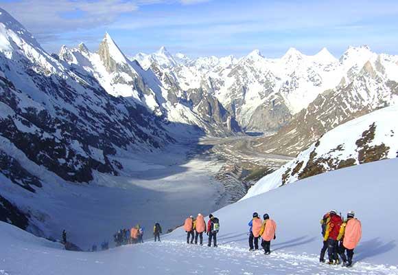 Spantik 7027m 187 Adventure Pakistan
