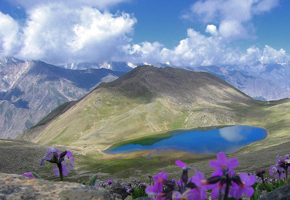 Rush Lake Trek 187 Adventure Pakistan